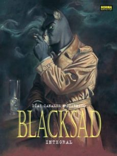 "Libro ""Blacksad"""