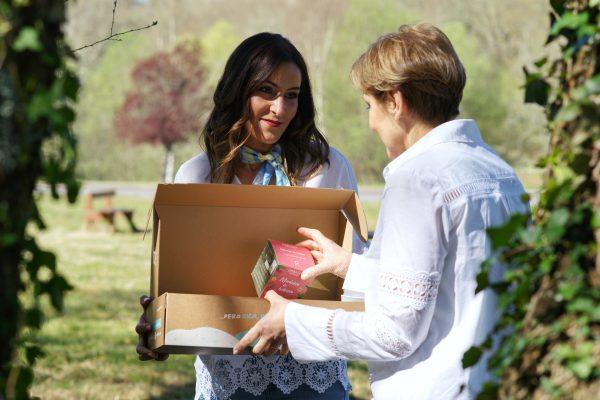 Pack Regalo para sorprender a tu madre con una degustación de Infusiones Ecológicas
