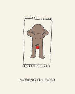 Moreno Fullbody