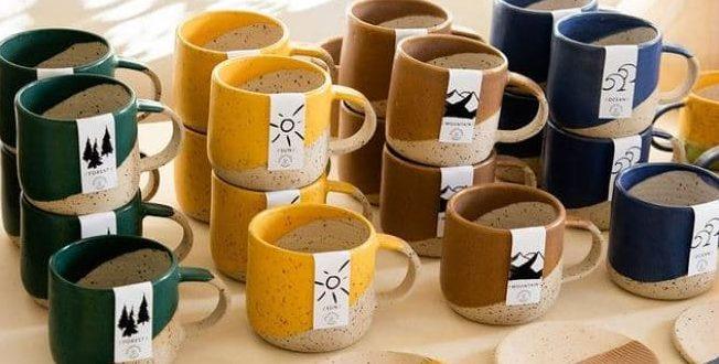 Cerámica de té de la madrigueraworkshop